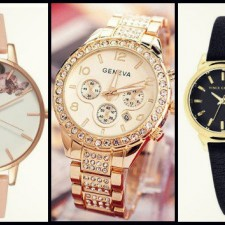 Which women's watches are in fashion this year!