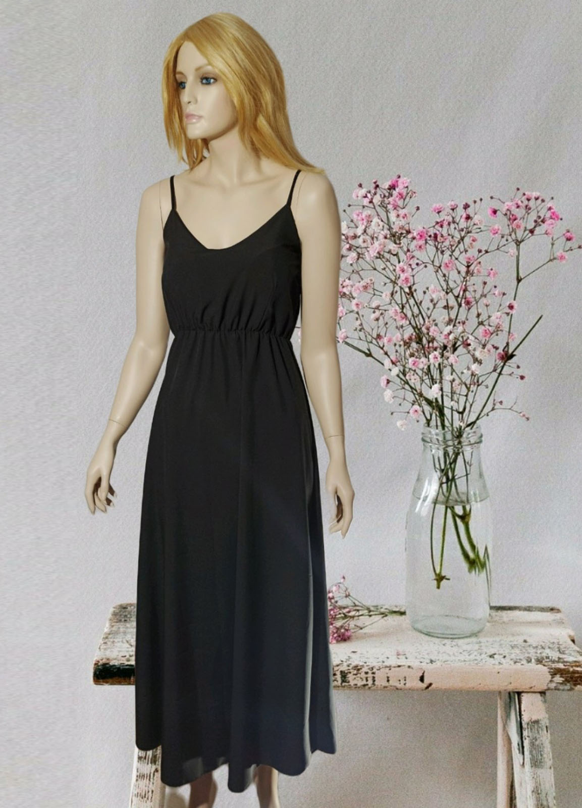 Maxi Blackl Dress