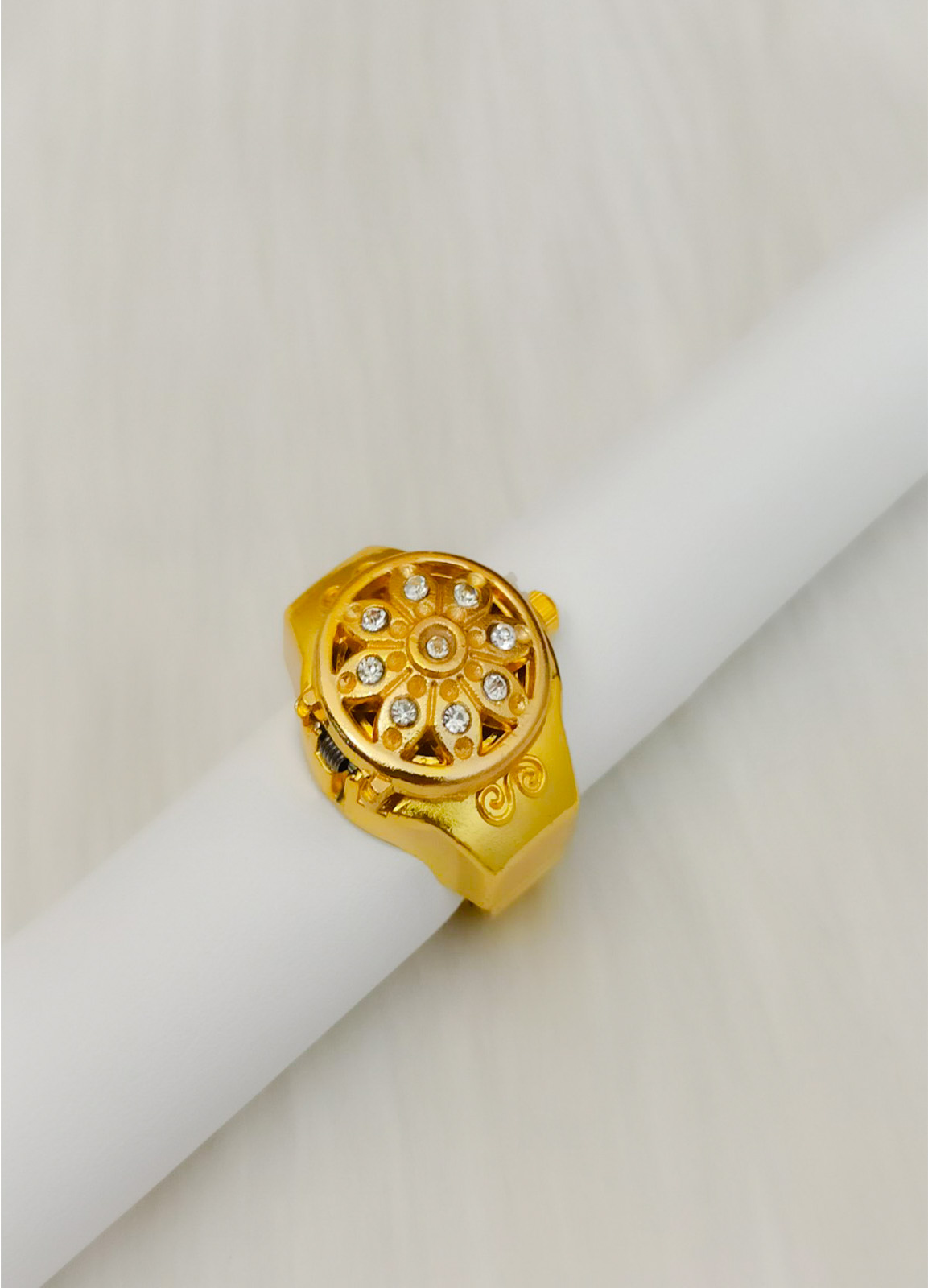 Ring / Flower Clock