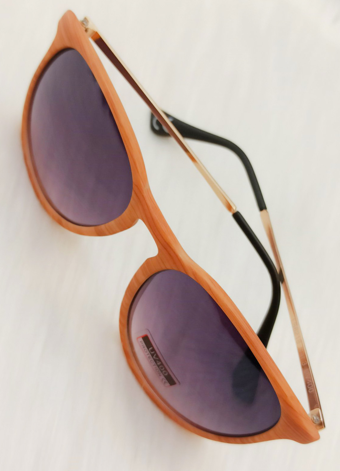 Sun Glass Wood