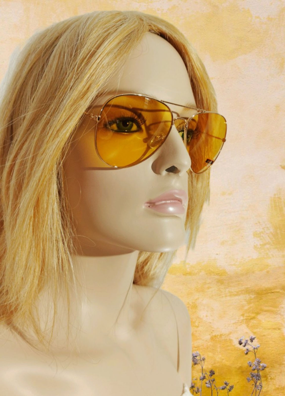 Sun Glass Yellow