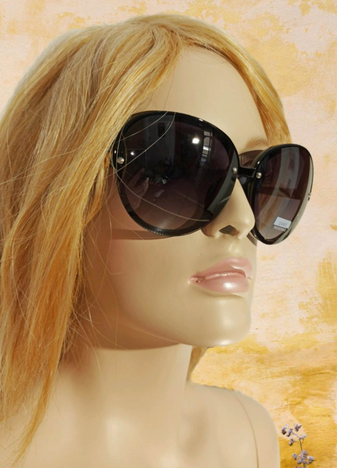 Sun Glass Black Fashion