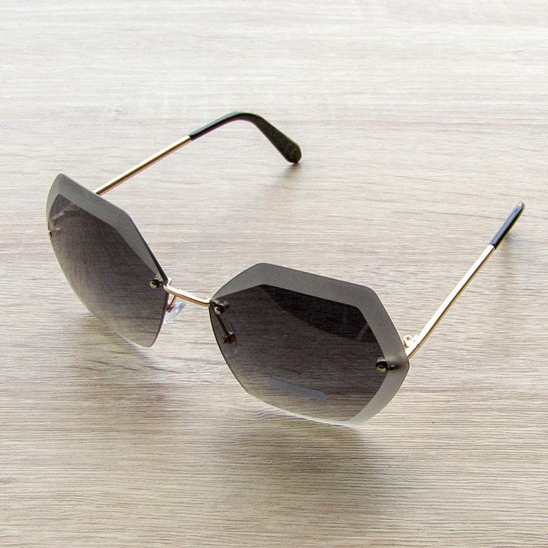 Sun Glass New Fashion Black