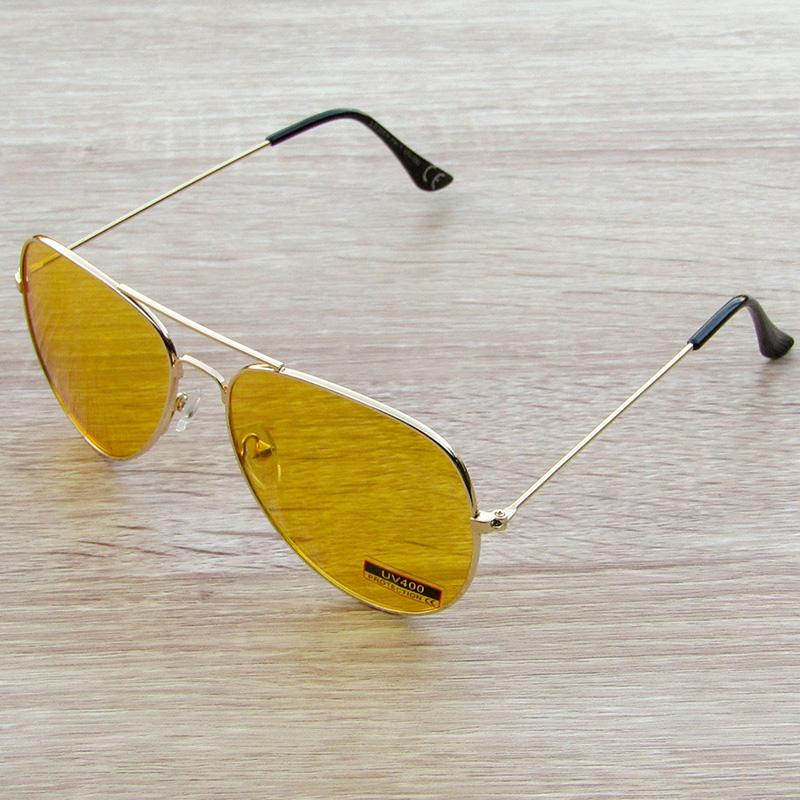Sun Glass Yellow