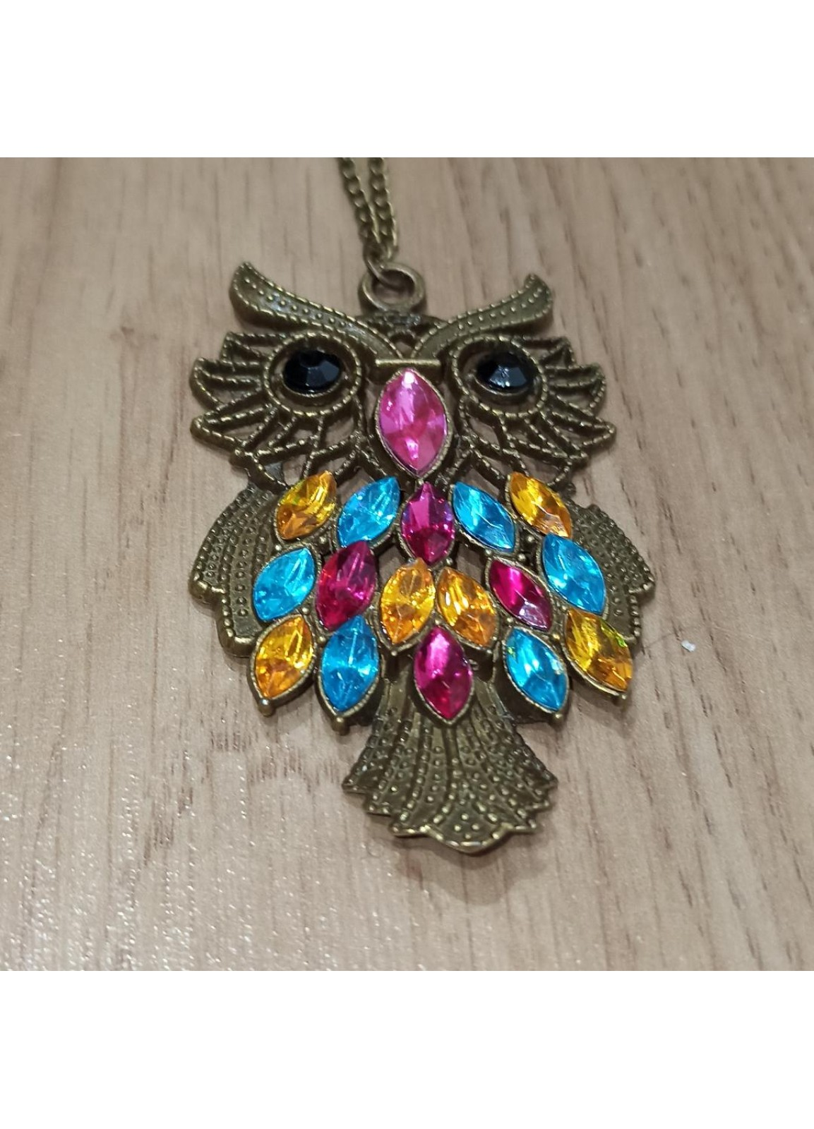 Owl Mentagion