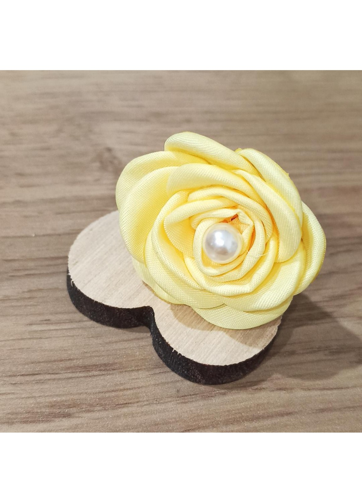 Ring Yellow Rose