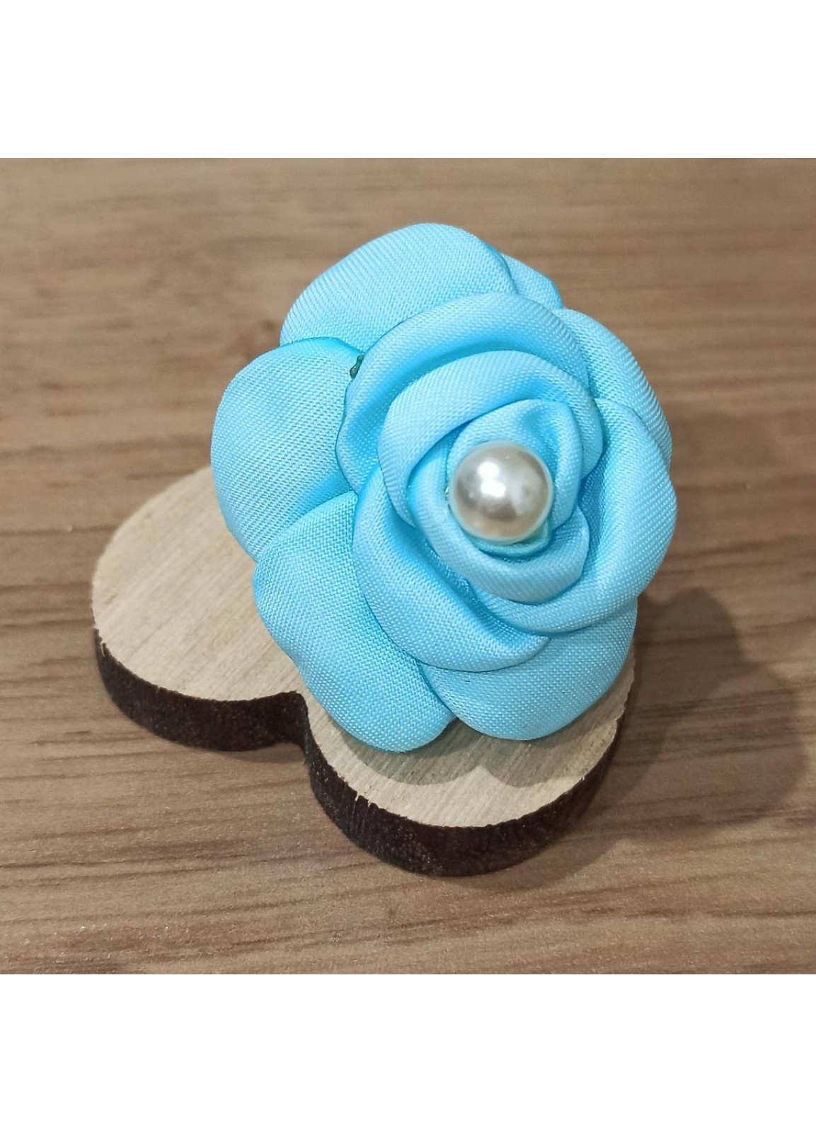 Blue Ring Rose
