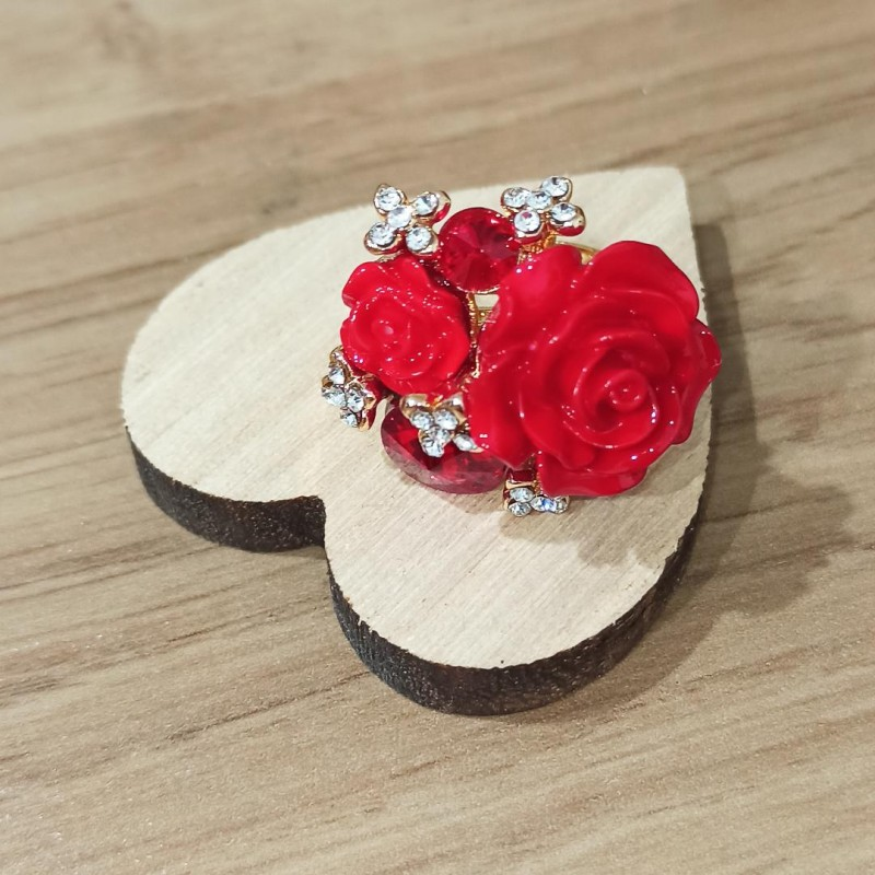 Red Roses Ring