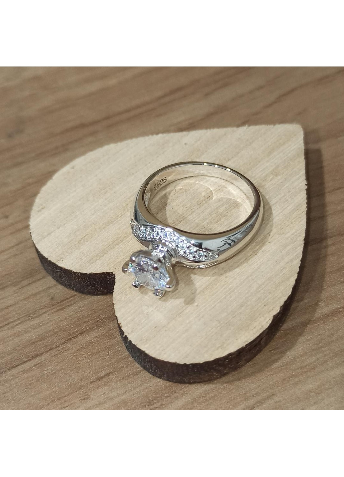 925 Silver Woman Ring
