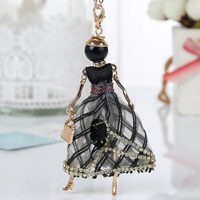 princess Fashion Girl Necklace