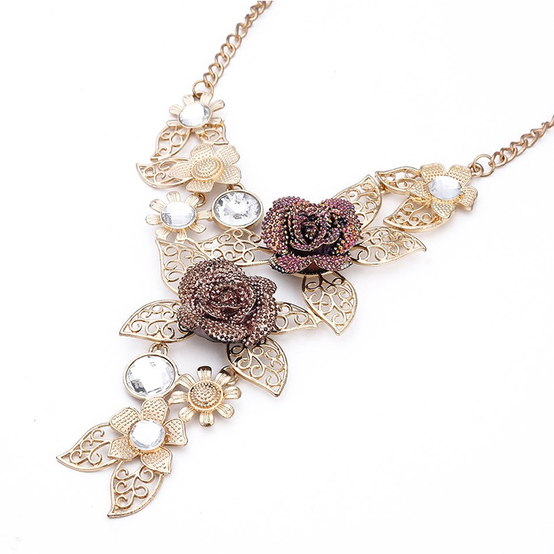 Lady Flower Set