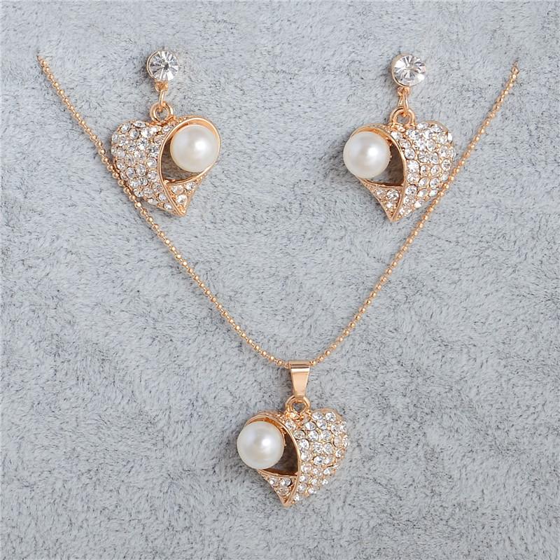 Set Heart Pearl