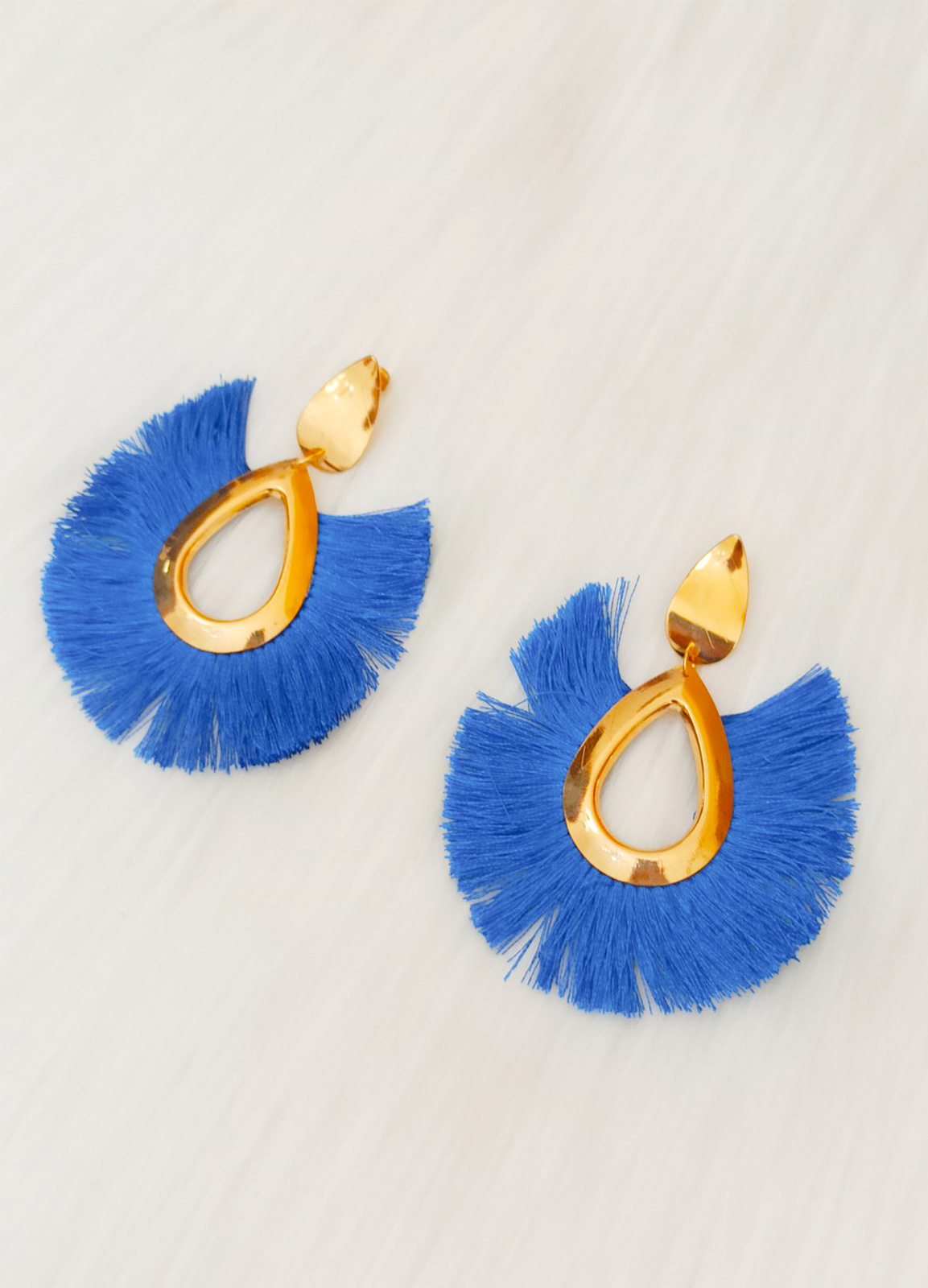Blue Style earrings