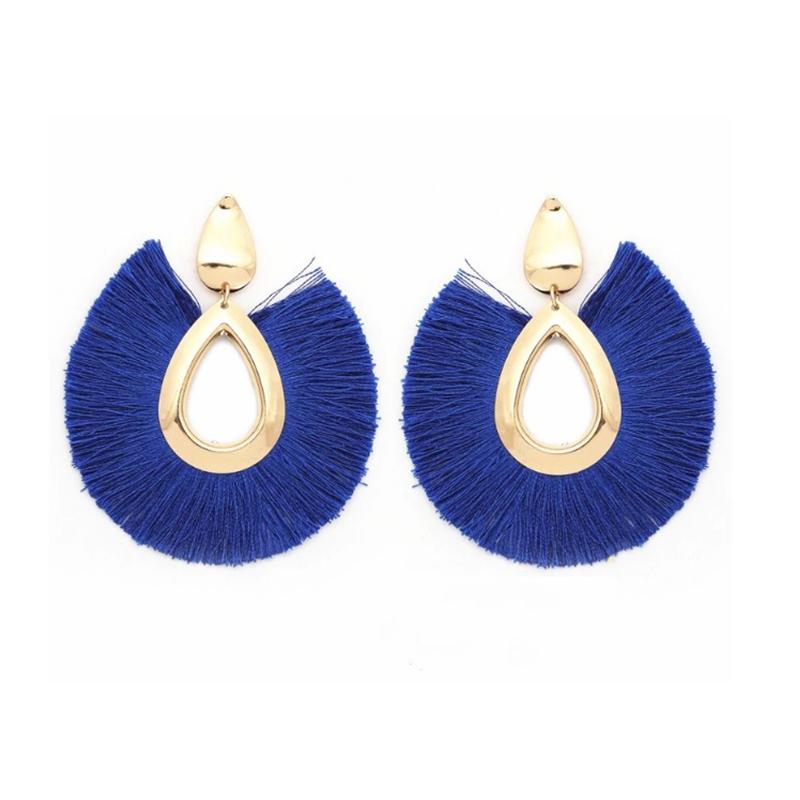 Blue Style earrings