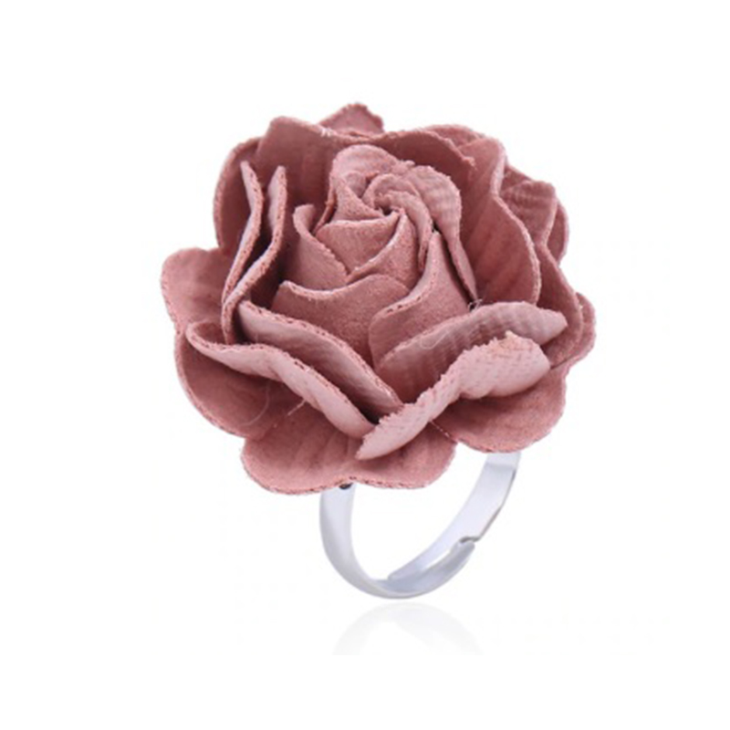 Puce Ring Rose